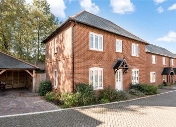 Thumbnail 3 bed detached house for sale in Bakeland Gardens, Alresford, Hampshire
