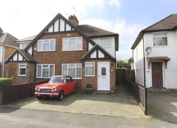 Thumbnail 3 bed semi-detached house for sale in Glisson Road, Hillingdon