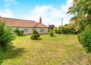 Thumbnail 3 bedroom semi-detached bungalow for sale in Glebe Close, Hingham, Norwich