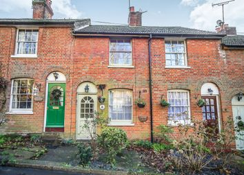 Thumbnail 2 bed terraced house for sale in Sutton Cottages, Perry Wood, Selling, Faversham