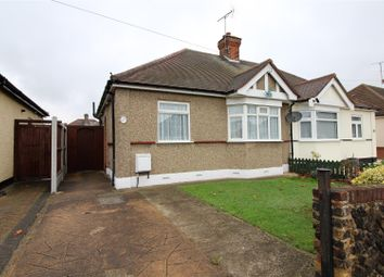 Thumbnail 2 bedroom semi-detached bungalow for sale in Crowstone Road, Grays