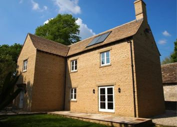 Thumbnail 4 bed detached house to rent in Kingscote, Tetbury