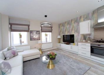 Thumbnail 2 bed flat for sale in St Mary Park, Stannington, Morpeth, Northumberland