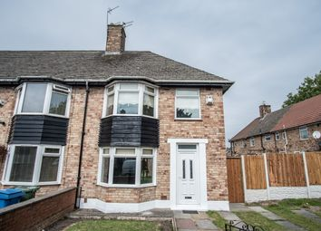 Thumbnail 3 bedroom end terrace house for sale in Greyhound Farm Road, Liverpool