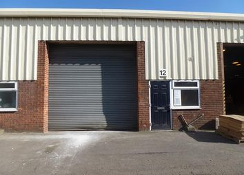 Thumbnail Light industrial to let in Unit 12, Block 5, Kiln Lane Trading Estate, Kiln Lane, Stallingborough, North East Lincolnshire