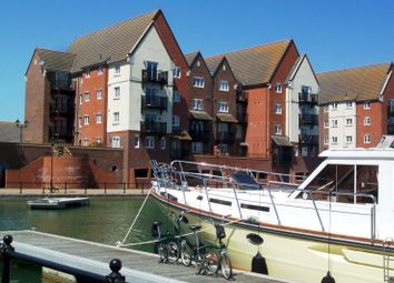 Thumbnail 2 bed property to rent in Madeira Way, Sovereign Harbour South, Eastbourne