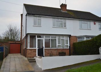 Thumbnail 3 bed semi-detached house to rent in Gowers Field, Aylesbury