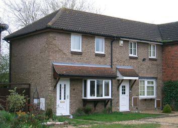 Thumbnail 1 bed detached house to rent in Elstone, Orton Waterville, Peterborough