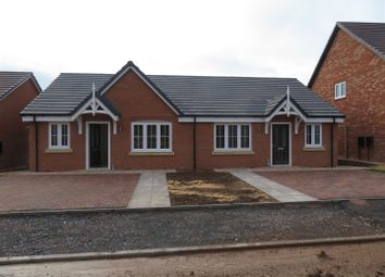 Thumbnail 2 bed semi-detached bungalow for sale in 14 Abbots Drive, Shrewsbury Road, Hadnall, Shrewsbury