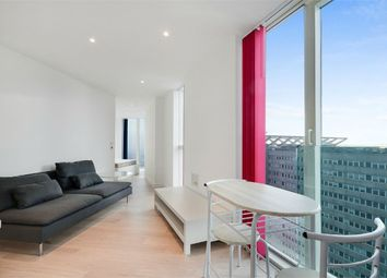 Thumbnail Studio to rent in Pinnacle Apartments, Saffron Central Square, Croydon