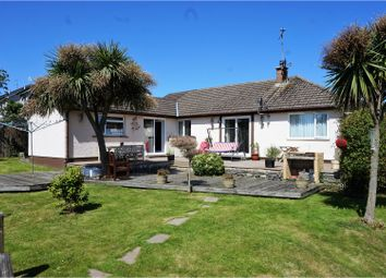 Thumbnail 4 bed detached bungalow for sale in West Haven, Cosheston