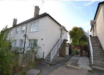 Thumbnail 3 bed maisonette for sale in Dryden Avenue, Hanwell, London