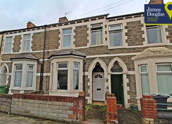 Thumbnail 4 bedroom end terrace house for sale in Llantrisant Street, Cathays, Cardiff