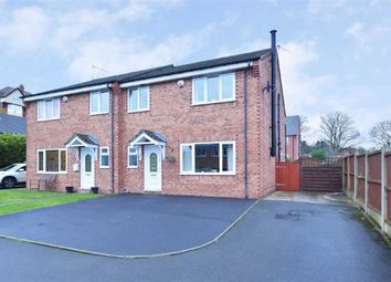 Thumbnail 4 bed semi-detached house for sale in Whitfield Street, Leek