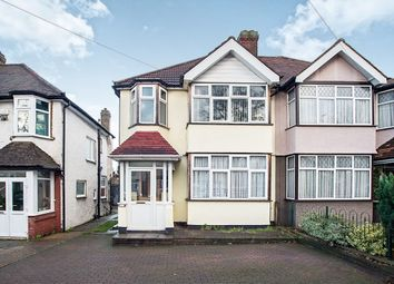 Thumbnail 3 bed semi-detached house for sale in Sutton Common Road, North Cheam, Sutton
