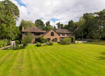 5 bed detached house for sale in West Road, St George's Hill, Weybridge, Surrey KT13
