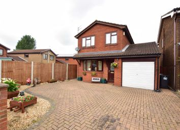 Thumbnail 3 bed detached house for sale in Southlands, Kirkham, Preston