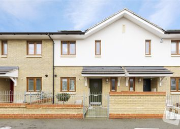 Thumbnail 3 bed terraced house for sale in Raleigh Close, Gravesend, Kent
