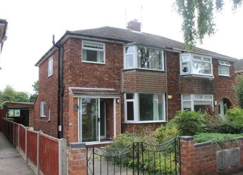 Thumbnail 3 bed semi-detached house for sale in Sunningdale Drive, Lincoln