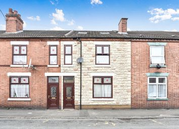 Thumbnail 4 bed terraced house for sale in Ash Street, Burton-On-Trent