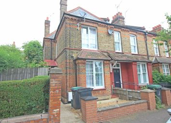 Thumbnail 2 bed end terrace house for sale in Morley Avenue, London