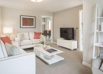 "Thumbnail 3 bed semi-detached house for sale in ""Finchley"" at Lime Pit Lane, Cannock"