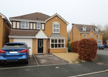 Thumbnail 4 bed detached house to rent in Haywain Close, Swindon