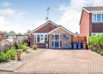 Thumbnail 3 bed detached bungalow for sale in Needwood Grange, Abbots Bromley, Rugeley