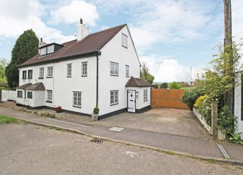 Thumbnail 5 bed semi-detached house for sale in Clyst St. George, Exeter