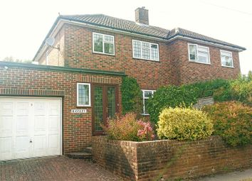 South Street, Crowborough TN6. 3 bed semi-detached house