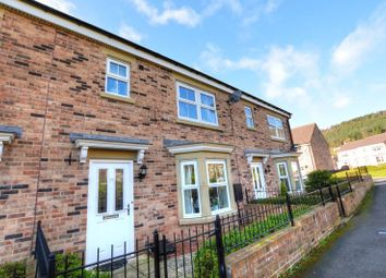 Thumbnail 3 bed terraced house for sale in Whitton View, Rothbury, Morpeth
