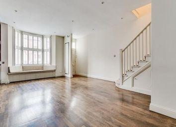 Thumbnail 3 bedroom terraced house to rent in Burnthwaite Road, London