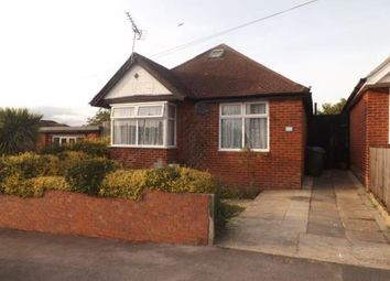 Thumbnail 2 bed bungalow for sale in Wellington Road, Southampton