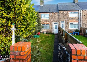 2 bed terraced house for sale in Victoria Street, Sacriston, Durham DH7