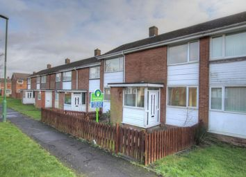 3 bed terraced house for sale in Woody Close, Delves Lane, Consett DH8