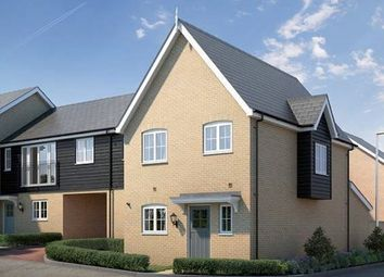 Thumbnail 3 bed semi-detached house for sale in Barker Close, Bishop's Stortford