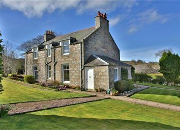 Thumbnail 4 bed detached house for sale in Oyne, Insch, Aberdeenshire