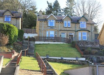 Thumbnail 3 bed semi-detached house for sale in Orchard Terrace, Hawick