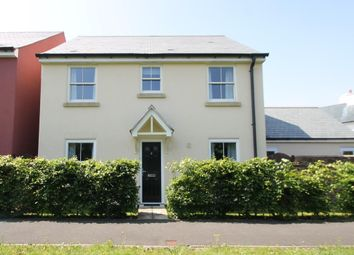 Thumbnail 4 bedroom detached house for sale in Parks Drive, Plymstock, Plymouth