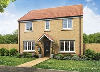 Thumbnail 4 bed detached house for sale in Daisy Road, Witham St. Hughs, Lincoln