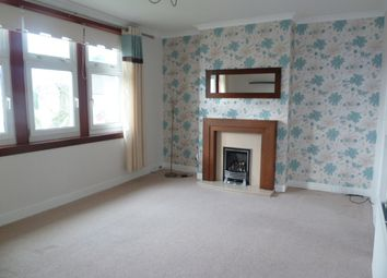 Thumbnail 2 bed flat to rent in Cedar Avenue, Clydebank
