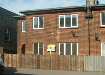 Thumbnail 3 bed flat to rent in Beach Station Road, Felixstowe