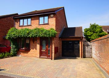 Mow Barton, Yate, Bristol BS37. 3 bed detached house