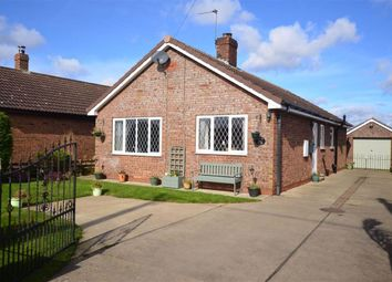 Thumbnail 2 bed detached bungalow for sale in Park Lane, Balne, Selby