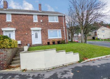 Thumbnail 3 bed semi-detached house for sale in Beverley Way, Peterlee
