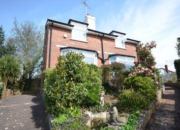 Thumbnail 3 bed detached house for sale in Birchy Barton Hill, Exeter