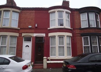 Thumbnail 3 bed terraced house to rent in Woodchurch Road, Stoneycroft, Liverpool