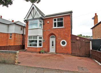 Thumbnail 3 bed detached house for sale in First Avenue, Colwick, Nottingham
