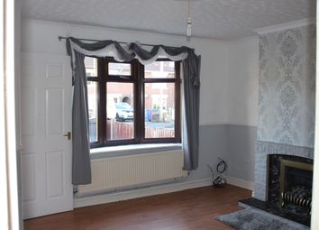 Thumbnail 2 bed terraced house to rent in Friars Road, Stoke-On-Trent