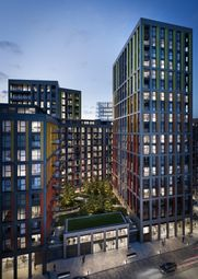 Thumbnail 3 bed flat for sale in Ponton Road, Nine Elms